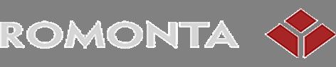 logo romonta Hauptsponsor