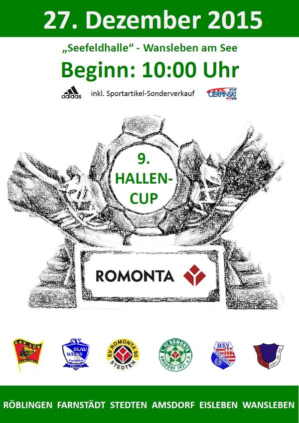 Romonta Cup 2015